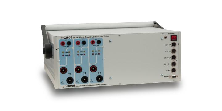 C300B Three-Phase Power Calibrator And Tester