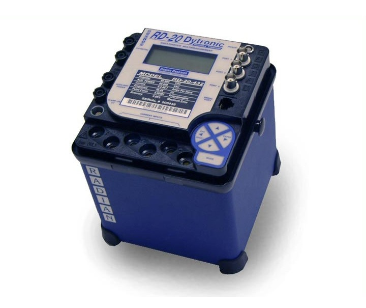 RD-20 Portable Single-Phase Reference Standard